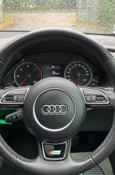 Audi Q5 TDI S LINE PLUS QUATTRO AUTOMATIC - PAN ROOF -LEATHER -DAB RADIO - SAT NAV