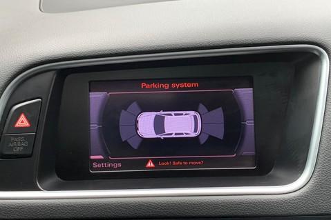 Audi Q5 TDI S LINE PLUS QUATTRO AUTOMATIC - PAN ROOF -LEATHER -DAB RADIO - SAT NAV 39