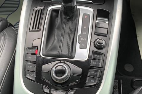 Audi Q5 TDI S LINE PLUS QUATTRO AUTOMATIC - PAN ROOF -LEATHER -DAB RADIO - SAT NAV 40