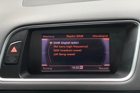 Audi Q5 TDI S LINE PLUS QUATTRO AUTOMATIC - PAN ROOF -LEATHER -DAB RADIO - SAT NAV 42