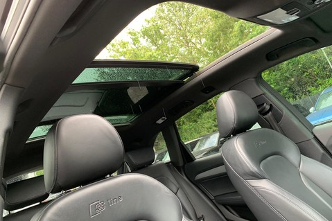 Audi Q5 TDI S LINE PLUS QUATTRO AUTOMATIC - PAN ROOF -LEATHER -DAB RADIO - SAT NAV 44