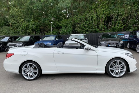 Mercedes-Benz E Class E 350 D AMG LINE EDITION PREMIUM - EURO 6 - AIRSCARF - ONE LADY OWNER 4