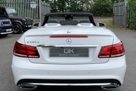Mercedes-Benz E Class E 350 D AMG LINE EDITION PREMIUM - EURO 6 - AIRSCARF - ONE LADY OWNER 6