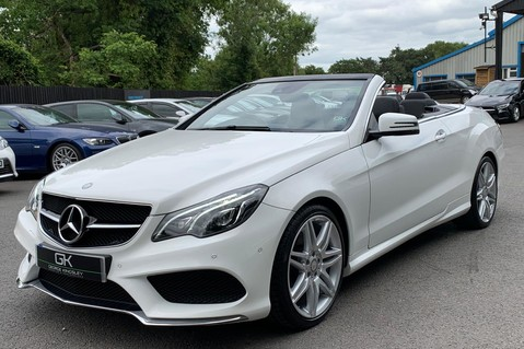 Mercedes-Benz E Class E 350 D AMG LINE EDITION PREMIUM - EURO 6 - AIRSCARF - ONE LADY OWNER 8