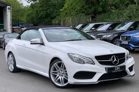 Mercedes-Benz E Class E 350 D AMG LINE EDITION PREMIUM - EURO 6 - AIRSCARF - ONE LADY OWNER 13