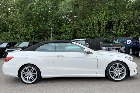 Mercedes-Benz E Class E 350 D AMG LINE EDITION PREMIUM - EURO 6 - AIRSCARF - ONE LADY OWNER 14