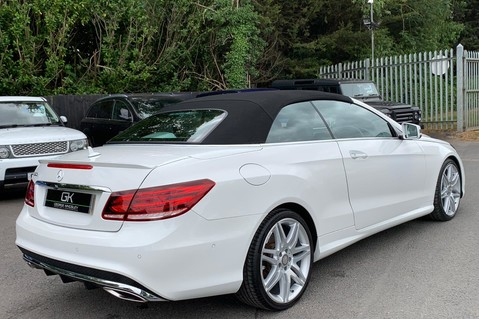 Mercedes-Benz E Class E 350 D AMG LINE EDITION PREMIUM - EURO 6 - AIRSCARF - ONE LADY OWNER 15