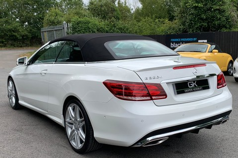 Mercedes-Benz E Class E 350 D AMG LINE EDITION PREMIUM - EURO 6 - AIRSCARF - ONE LADY OWNER 2
