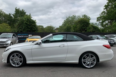 Mercedes-Benz E Class E 350 D AMG LINE EDITION PREMIUM - EURO 6 - AIRSCARF - ONE LADY OWNER 18
