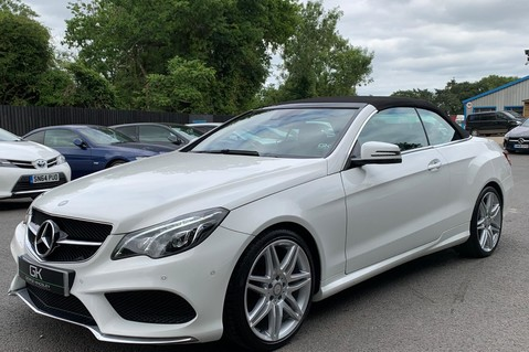 Mercedes-Benz E Class E 350 D AMG LINE EDITION PREMIUM - EURO 6 - AIRSCARF - ONE LADY OWNER 19
