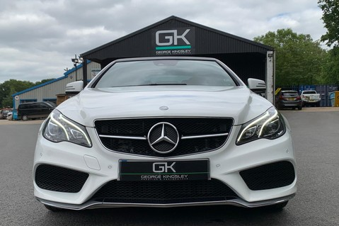 Mercedes-Benz E Class E 350 D AMG LINE EDITION PREMIUM - EURO 6 - AIRSCARF - ONE LADY OWNER 9