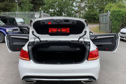 Mercedes-Benz E Class E 350 D AMG LINE EDITION PREMIUM - EURO 6 - AIRSCARF - ONE LADY OWNER 27