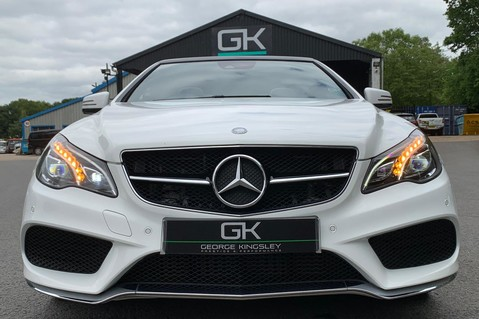 Mercedes-Benz E Class E 350 D AMG LINE EDITION PREMIUM - EURO 6 - AIRSCARF - ONE LADY OWNER 29