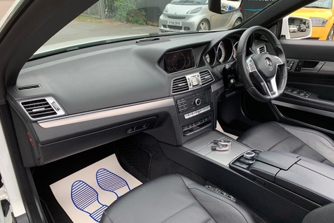 Mercedes-Benz E Class E 350 D AMG LINE EDITION PREMIUM - EURO 6 - AIRSCARF - ONE LADY OWNER 31