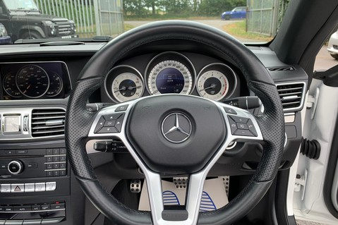 Mercedes-Benz E Class E 350 D AMG LINE EDITION PREMIUM - EURO 6 - AIRSCARF - ONE LADY OWNER 46