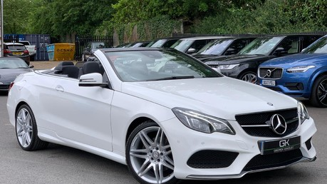 Mercedes-Benz E Class E 350 D AMG LINE EDITION PREMIUM - EURO 6 - AIRSCARF - ONE LADY OWNER Video