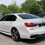 BMW 7 Series Service History