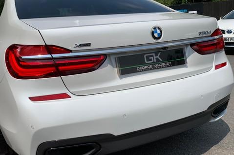 BMW 7 Series 730D XDRIVE M SPORT - SUNROOF- HARMAN KARDON- 1 OWNER - MINERAL WHITE 22