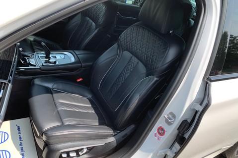 BMW 7 Series 730D XDRIVE M SPORT - SUNROOF- HARMAN KARDON- 1 OWNER - MINERAL WHITE 3