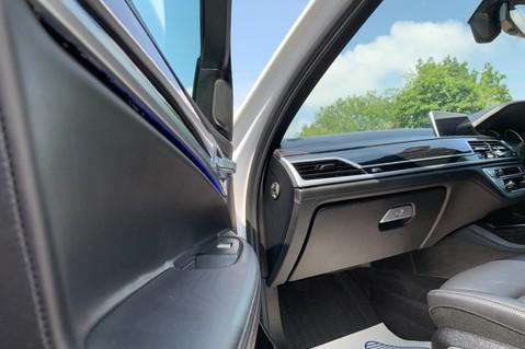BMW 7 Series 730D XDRIVE M SPORT - SUNROOF- HARMAN KARDON- 1 OWNER - MINERAL WHITE 29