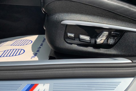 BMW 7 Series 730D XDRIVE M SPORT - SUNROOF- HARMAN KARDON- 1 OWNER - MINERAL WHITE 31