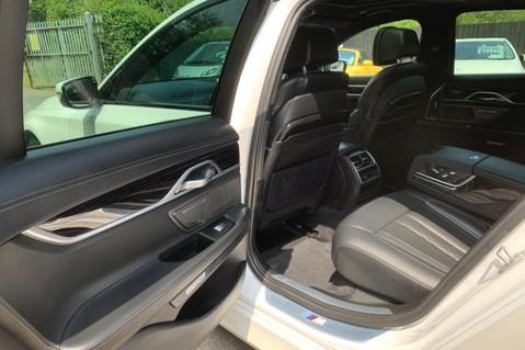 BMW 7 Series 730D XDRIVE M SPORT - SUNROOF- HARMAN KARDON- 1 OWNER - MINERAL WHITE 33