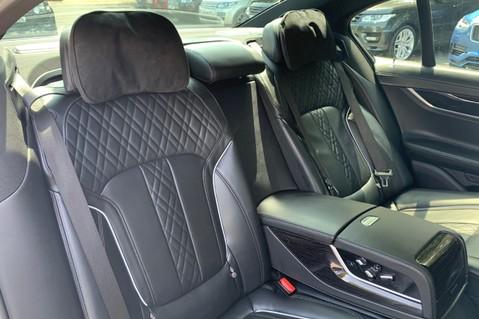 BMW 7 Series 730D XDRIVE M SPORT - SUNROOF- HARMAN KARDON- 1 OWNER - MINERAL WHITE 39