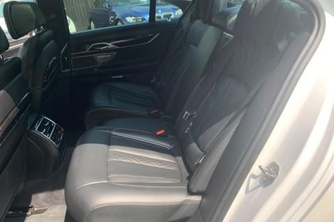 BMW 7 Series 730D XDRIVE M SPORT - SUNROOF- HARMAN KARDON- 1 OWNER - MINERAL WHITE 42
