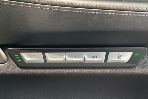 BMW 7 Series 730D XDRIVE M SPORT - SUNROOF- HARMAN KARDON- 1 OWNER - MINERAL WHITE 46
