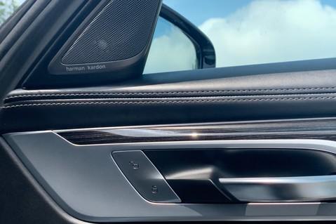 BMW 7 Series 730D XDRIVE M SPORT - SUNROOF- HARMAN KARDON- 1 OWNER - MINERAL WHITE 47
