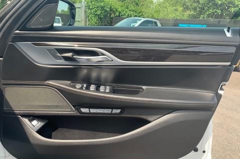 BMW 7 Series 730D XDRIVE M SPORT - SUNROOF- HARMAN KARDON- 1 OWNER - MINERAL WHITE 49