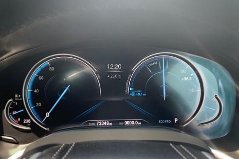 BMW 7 Series 730D XDRIVE M SPORT - SUNROOF- HARMAN KARDON- 1 OWNER - MINERAL WHITE 51