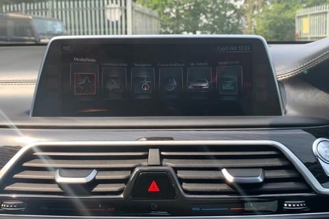BMW 7 Series 730D XDRIVE M SPORT - SUNROOF- HARMAN KARDON- 1 OWNER - MINERAL WHITE 61