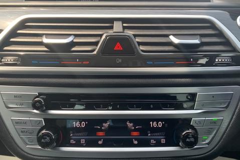 BMW 7 Series 730D XDRIVE M SPORT - SUNROOF- HARMAN KARDON- 1 OWNER - MINERAL WHITE 69