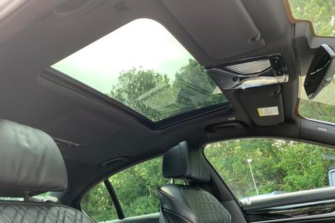 BMW 7 Series 730D XDRIVE M SPORT - SUNROOF- HARMAN KARDON- 1 OWNER - MINERAL WHITE 77