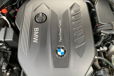 BMW 7 Series 730D XDRIVE M SPORT - SUNROOF- HARMAN KARDON- 1 OWNER - MINERAL WHITE 86