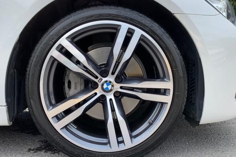 BMW 7 Series 730D XDRIVE M SPORT - SUNROOF- HARMAN KARDON- 1 OWNER - MINERAL WHITE 93