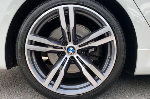 BMW 7 Series 730D XDRIVE M SPORT - SUNROOF- HARMAN KARDON- 1 OWNER - MINERAL WHITE 94