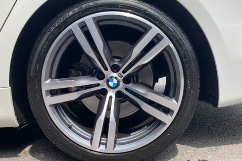 BMW 7 Series 730D XDRIVE M SPORT - SUNROOF- HARMAN KARDON- 1 OWNER - MINERAL WHITE 95