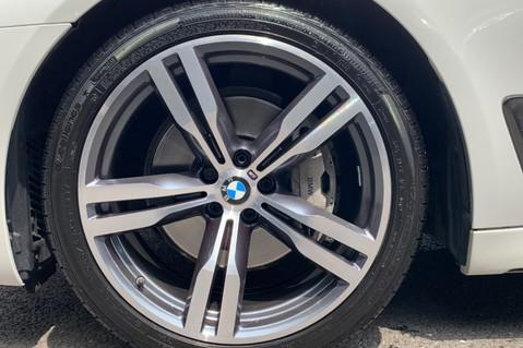 BMW 7 Series 730D XDRIVE M SPORT - SUNROOF- HARMAN KARDON- 1 OWNER - MINERAL WHITE 97