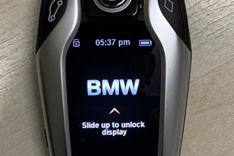 BMW 7 Series 730D XDRIVE M SPORT - SUNROOF- HARMAN KARDON- 1 OWNER - MINERAL WHITE 102