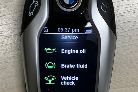 BMW 7 Series 730D XDRIVE M SPORT - SUNROOF- HARMAN KARDON- 1 OWNER - MINERAL WHITE 11