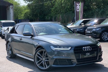Audi A6 AVANT TDI ULTRA BLACK EDITION - ULEZ READY - EURO 6 - ONE OWNER