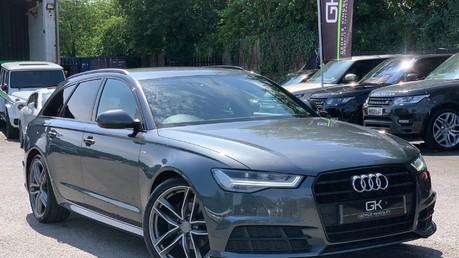 Audi A6 AVANT TDI ULTRA BLACK EDITION - ULEZ READY - EURO 6 - ONE OWNER Video