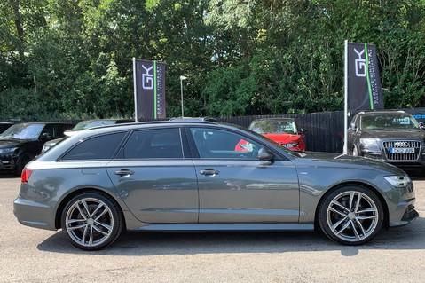 Audi A6 AVANT TDI ULTRA BLACK EDITION - ULEZ READY - EURO 6 - ONE OWNER 4
