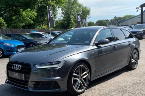 Audi A6 AVANT TDI ULTRA BLACK EDITION - ULEZ READY - EURO 6 - ONE OWNER 8