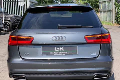 Audi A6 AVANT TDI ULTRA BLACK EDITION - ULEZ READY - EURO 6 - ONE OWNER 18