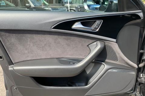 Audi A6 AVANT TDI ULTRA BLACK EDITION - ULEZ READY - EURO 6 - ONE OWNER 22