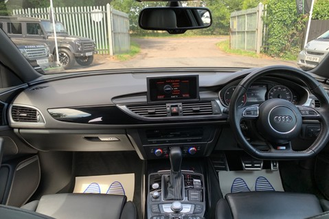 Audi A6 AVANT TDI ULTRA BLACK EDITION - ULEZ READY - EURO 6 - ONE OWNER 10