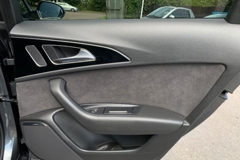 Audi A6 AVANT TDI ULTRA BLACK EDITION - ULEZ READY - EURO 6 - ONE OWNER 33